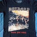"""Bathory - """"Blood Fire Death"""" tshirt"""