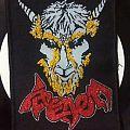 Venom - Vintage style bootleg woven patch