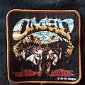 "Omen - ""The Curse"" woven patch"