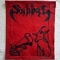 Sabbat D.I.Y. backpatch