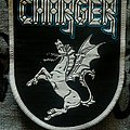 "Charger - ""Desperadoes/Are You Out There"" woven shield patch"