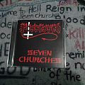 Seven Churches Tape / Vinyl / CD / Recording etc