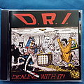 "D.R.I. - ""Dealing With It"" CD reissue"