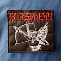 "Blasphemy - ""Fallen Angel of Doom"" embroidered patch"