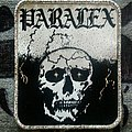"Paralex - ""White Lightning"" woven patch"