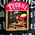 """Tyrant - """"Mean Machine"""" Patch"""