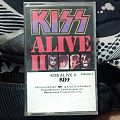 "Kiss - ""Alive II"" Volumen I Tape / Vinyl / CD / Recording etc"