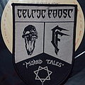 Celtic Frost shield woven patch