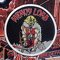 """Heavy Load - Patch - Heavy Load - """"Stronger Than Evil"""" patch"""