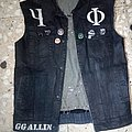 Another update of another vest: