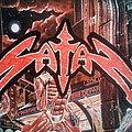 Satan - Patch - Satan DIY backshape