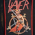 "Slayer - ""Show No Mercy"" bootleg woven patch"