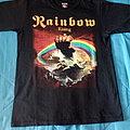 """Rainbow - """"Rising"""" tshirt"""