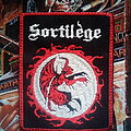 Sortilege - Patch - Sortilège embroidered patch