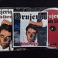 """Brujería - """"Matando Güeros"""" bootleg woven patch"""