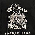 Darkened Nocturn Slaughtercult - TShirt or Longsleeve - Darkened Nocturn Slaughtercult Nocturnal March Shirt