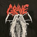Grave - TShirt or Longsleeve - Endless Procession of Souls Tour 2013 T-shirt - Australia, Asia, Middle East