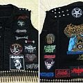 Battle Jacket - My black vest