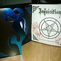 Inquisition - Ominous... 2LP (signed) Tape / Vinyl / CD / Recording etc