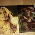 Signed Warlock LP's. Other Collectable
