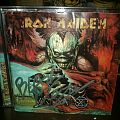 Iron Maiden - Virtual XI CD (signed by Blaze Bayley!) Tape / Vinyl / CD / Recording etc