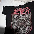 Slayer 2013 TShirt or Longsleeve