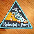 Helvetets Port patch