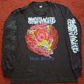 Massacre - North America And Beyond Tour 1992, longsleeve, XL. TShirt or Longsleeve
