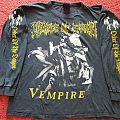 Cradle Of Filth - Vempire longsleeve, XL. TShirt or Longsleeve