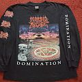 Morbid Angel - Domination longsleeve, XL. TShirt or Longsleeve