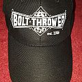 Bolt Thrower - Embroidered Logo baseball cap. Other Collectable