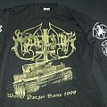 Marduk - World Panzer Battle longsleeve, XL. TShirt or Longsleeve