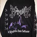 Mayhem - De Misteriis Dom Sathanas RARE longsleeve, XL, FOR SALE! TShirt or Longsleeve