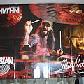 Dream Theater - Other Collectable - Mike Portnoy poster (double sided)