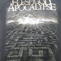 Fleshgod Apocalypse Labyrinth 2014 European Tour shirt