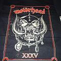 Motörhead - TShirt or Longsleeve - Motorhead XXXV shirt