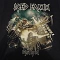 Iced Earth - TShirt or Longsleeve - Iced Earth Dystopia World Tour shirt 2012