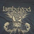 Lamb Of God - TShirt or Longsleeve - Lamb Of God Wrath Tour 2010 Shirt