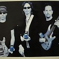 Joe Satriani - Other Collectable - G3 Photograph