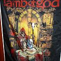 Lamb Of God - Other Collectable - Lamb Of God poster flag