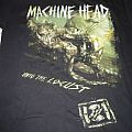Machine Head - TShirt or Longsleeve - Machine Head Unto The Locust shirt