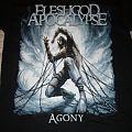 Fleshgod Apocalypse - TShirt or Longsleeve - Fleshgod Apocalypse Agony shirt