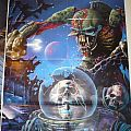 Iron Maiden - Other Collectable - Iron Maiden The Final Frontier poster