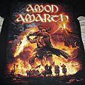 Amon Amarth - TShirt or Longsleeve - Amon Amarth Surtur Rising LS shirt