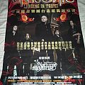 Unisonic - Other Collectable - Unisonic Live in Taipei 2012 poster