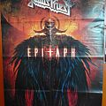 Judas Priest - Other Collectable - Judas Priest Epitaph poster