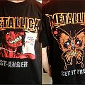 Metallica - TShirt or Longsleeve - Metallica st anger shirt 2004 (L)