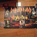 Def Leppard - Other Collectable - Def Leppard Live1988