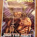 Suicidal Tendencies - Other Collectable - Suicidal Tendencies Join the army poster 1987