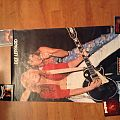 Def Leppard - Other Collectable - Def leppard Live1987 Steve Clark poster